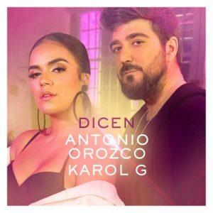 Dicen – Antonio Orozco, Karol G [16bits]