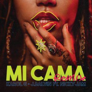 Mi Cama (Remix) – Karol G, J Balvin [16bits]