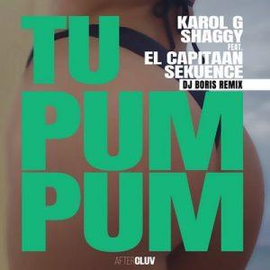 Tu Pum Pum (DJ Boris Remix) – Karol G, Shaggy [16bits]