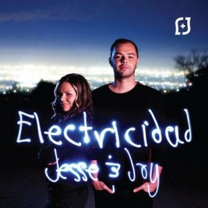 Electricidad – Jesse & Joy [16bits]