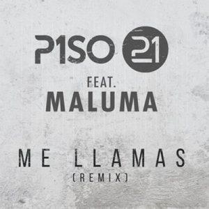 Me Llamas (feat. Maluma) [Remix] – Piso 21 [320kbps]