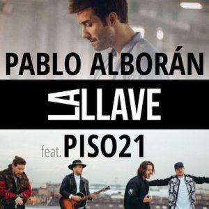 La llave (feat. Piso 21) – Pablo Alborán [320kbps]