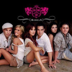 Rebels – RBD [320kbps]