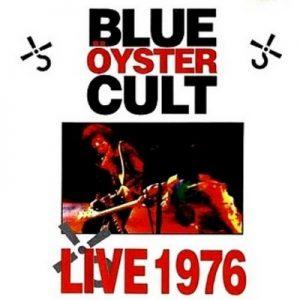 Live 1976 – Blue Oyster Cult [320kbps]