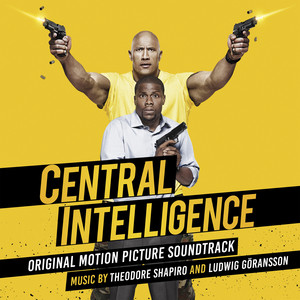 Central Intelligence (Original Motion Picture Soundtrack) – Theodore Shapiro, Ludwig Goransson [320kbps]