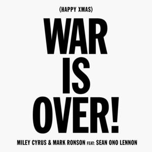 Happy Xmas (War Is Over) (feat. Sean Ono Lennon) – Miley Cyrus, Mark Ronson [320kbps]
