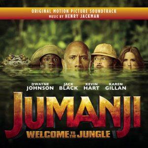 Jumanji: Welcome to the Jungle (Original Motion Picture Soundtrack) – Henry Jackman [320kbps]