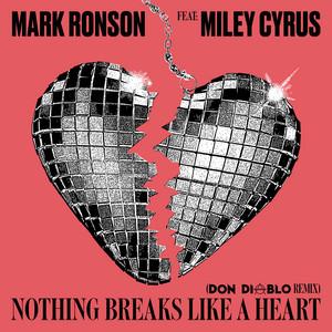 Nothing Breaks Like a Heart (Don Diablo Remix) – Mark Ronson, Miley Cyrus, Don Diablo [320kbps]