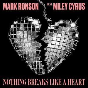 Nothing Breaks Like a Heart  – Mark Ronson, Miley Cyrus [320kbps]