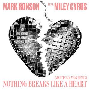Nothing Breaks Like a Heart (Martin Solveig Remix) – Mark Ronson, Miley Cyrus, Martin Solveig [320kbps]
