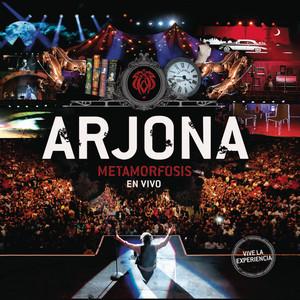 Arjona Metamorfosis en Vivo – Ricardo Arjona [320kbps]