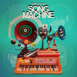 Song Machine, Season One: Strange Timez (Deluxe) – Gorillaz [320kbps]