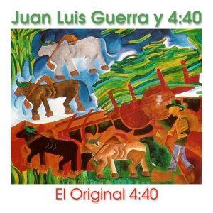 El Original 4:40 – Juan Luis Guerra [320kbps]